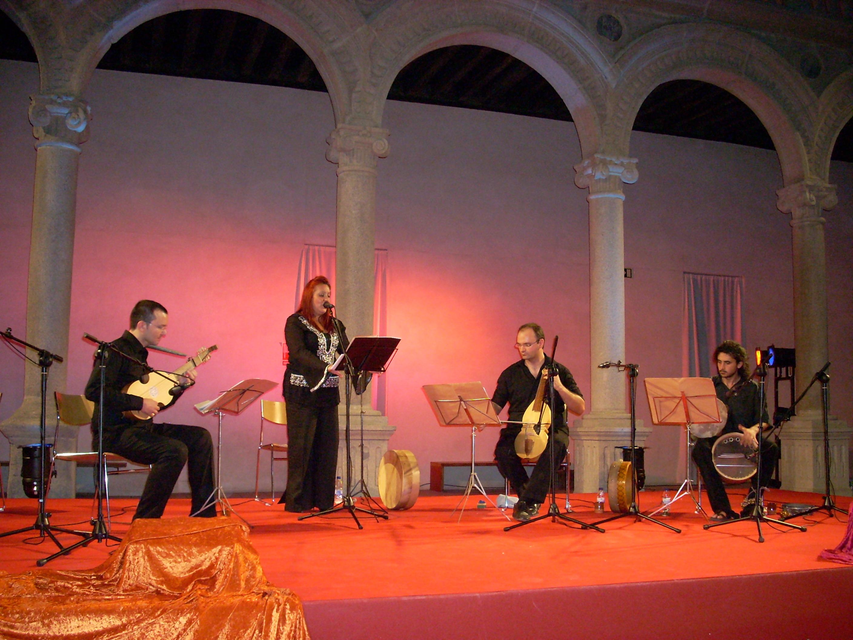 Festival Música de las tres Culturas de Toledo Edición 2009